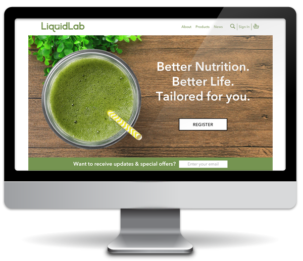 LiquidLab - Web & Mobile Design | UI Design