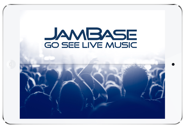 JamBase - Visual Design | Art Direction | Infographics Design