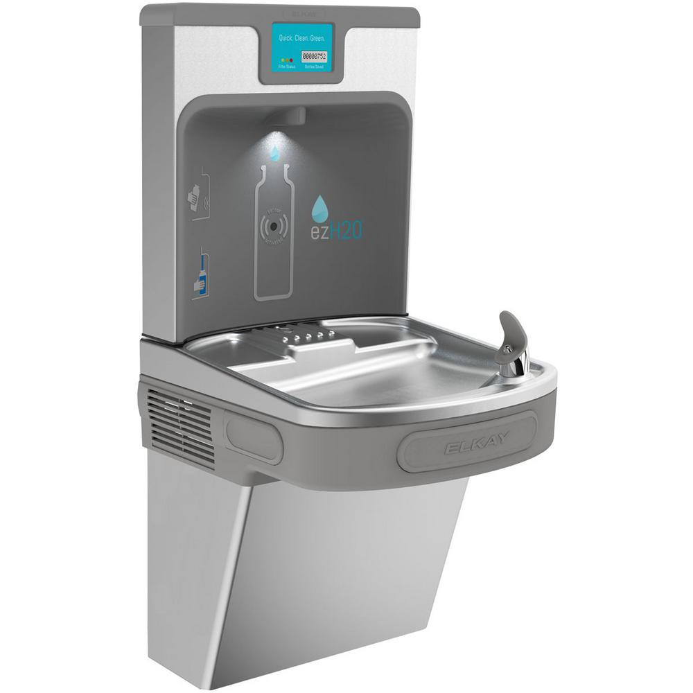Drinking Fountain w/Bottle Filling Station : $2000