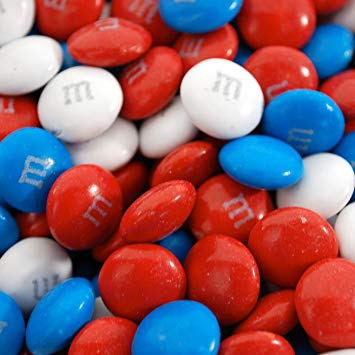 Patriotic Candy : $50
