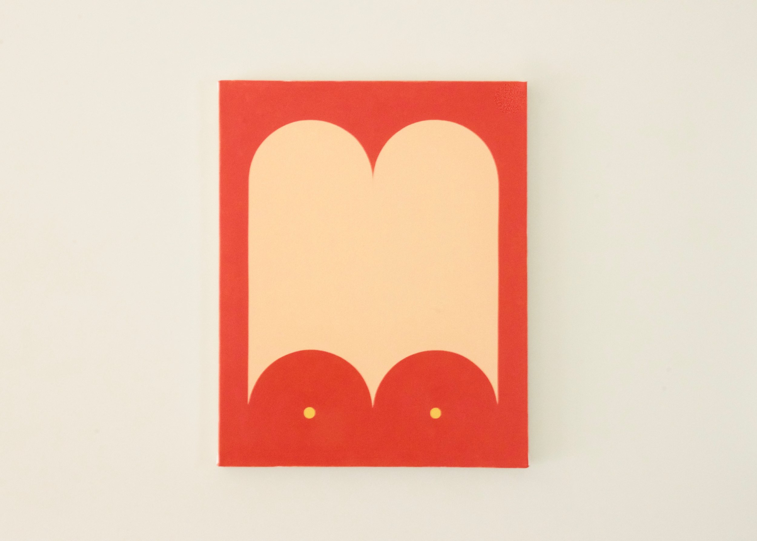 Alice Tippit, Cover , 2016       oil on canvas | 20 x 16 in.