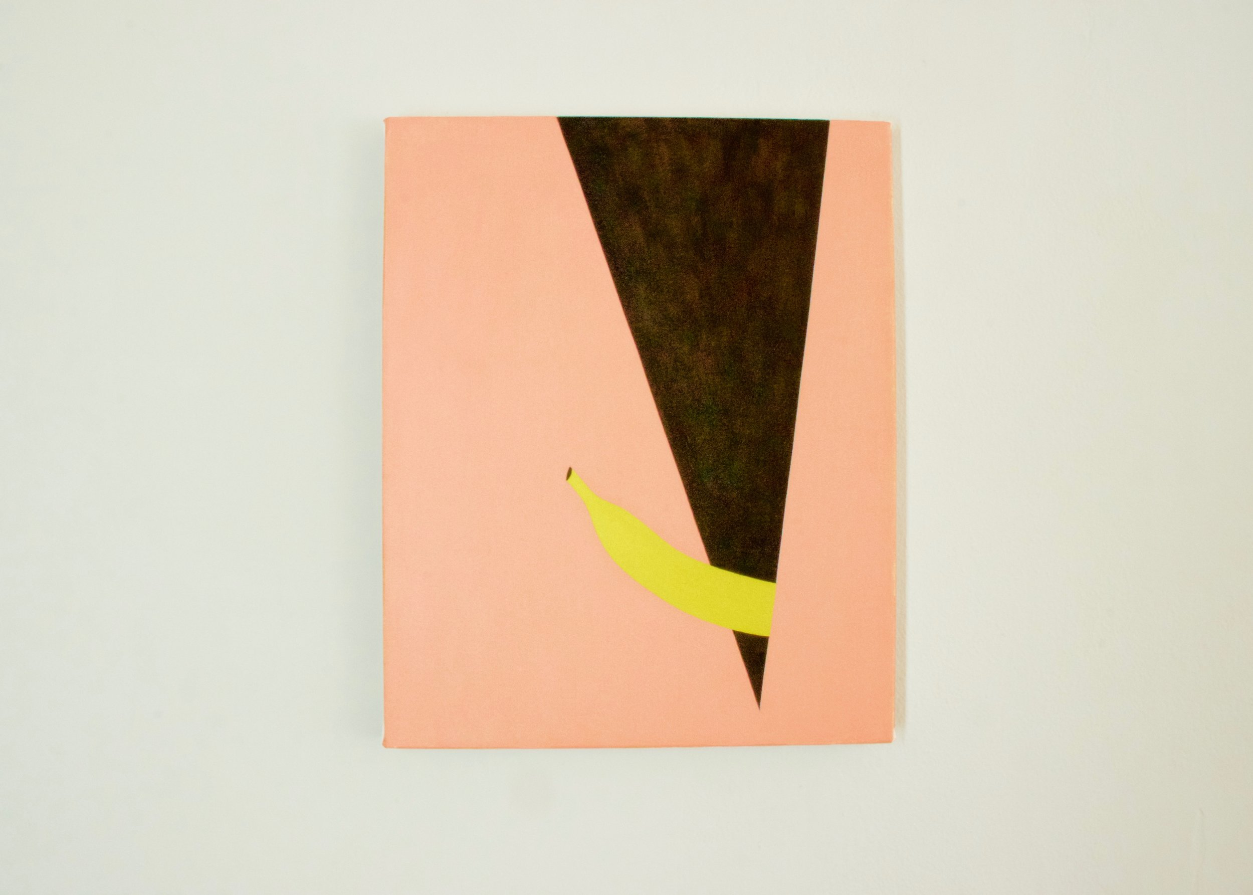 Alice Tippit,  Ancient , 2016       oil on canvas | 16 x 13 in.