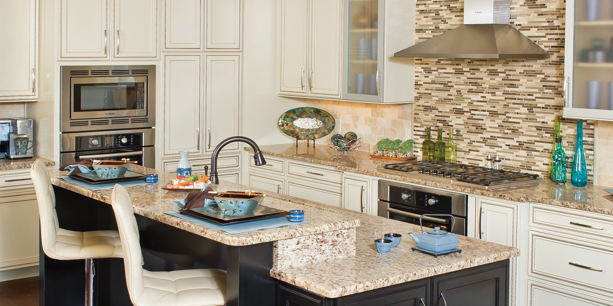 Looking for semi-custom solutions for your home?   Kabinart Cabinetry   Learn More