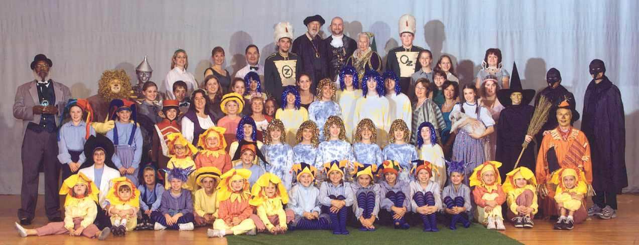 The Wizard of Oz - Season 25