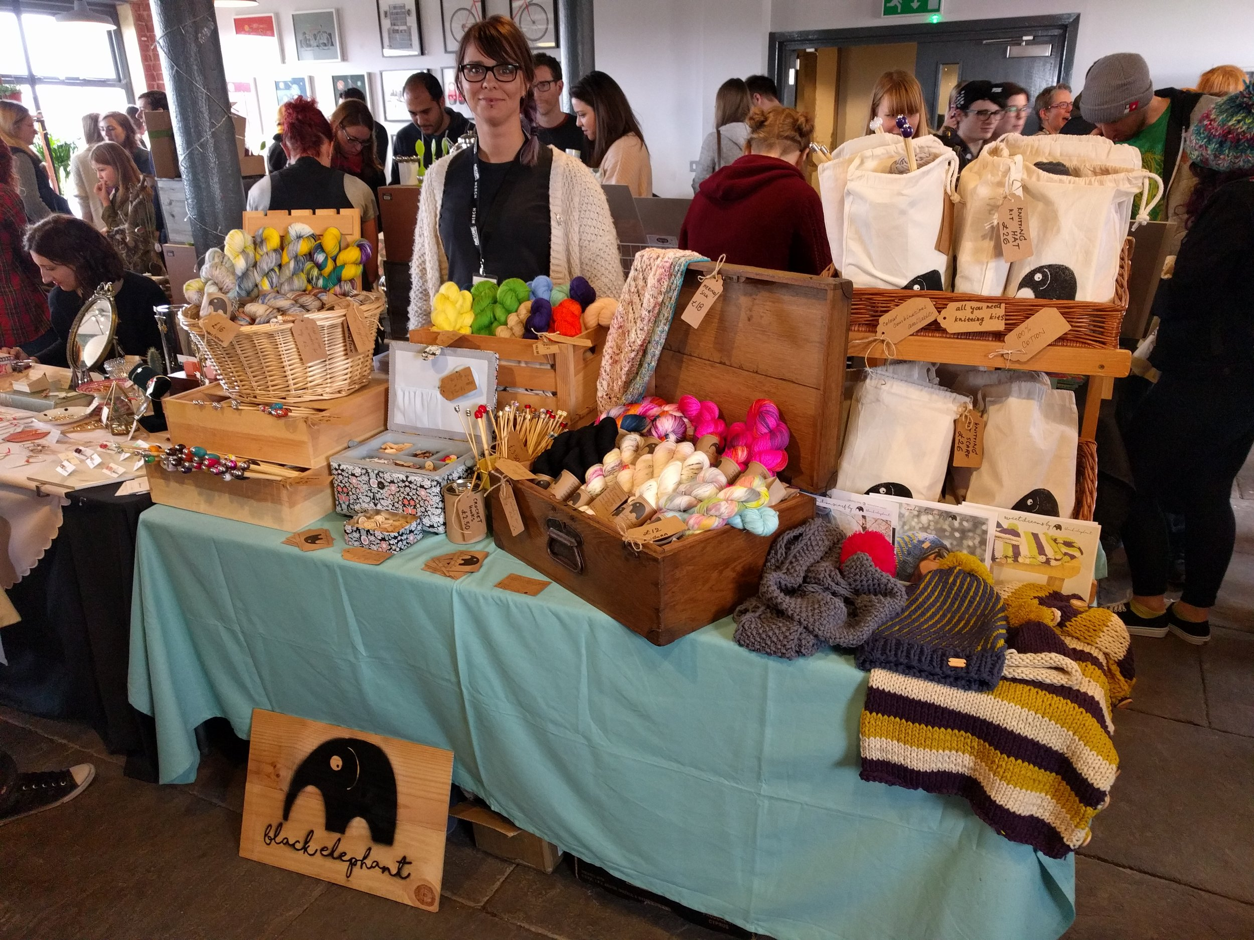 Northern Craft Market in Leeds