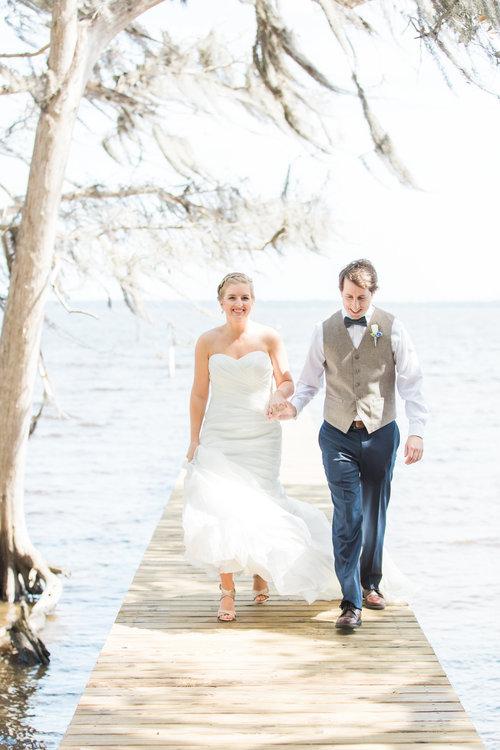 Sarah + Nick | Backyard Wedding | Event Coordination