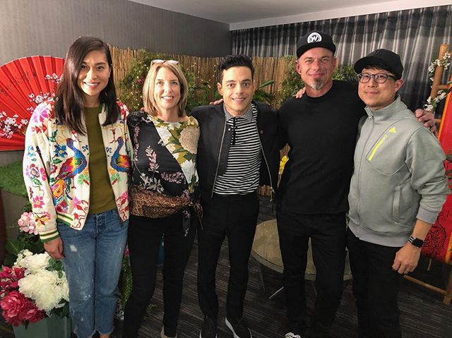 """Loved being a part of this project with Rami Malek for the SAG AFTRA Foundation.  Check out our episode of StoryOnline """"The Empty Pot""""  with your kiddos!  https://youtu.be/a9K-sAKdk2Y"""