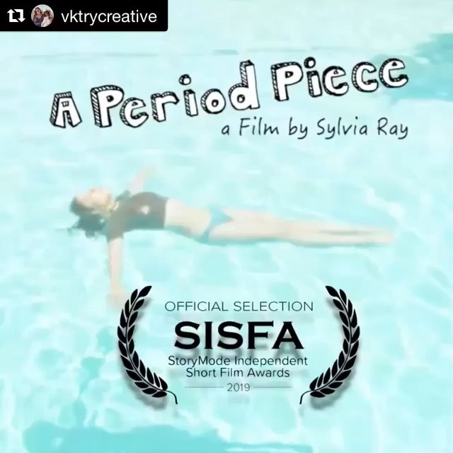 OFFICIAL SELECTION!!🌟 We're excited to announce A PERIOD PIECE is an official selection of Storymode Independent Short Film Awards!!🎊 Screening Fri, 4/12 in the opening night short film showcase! Congrats Team APP!!👏🏼👏🏼👏🏼 ➡️Info/tix: sisfafest.com  A PERIOD PIECE Written & Directed by @sylbialin  Starring @scashtro & @emilyjtrujillo  DP @winejesse  Produced by @joanna_ke & @lowambat 👉🏽Watch the Trailer: https://filmshortage.com/trailers/a-period-piece/