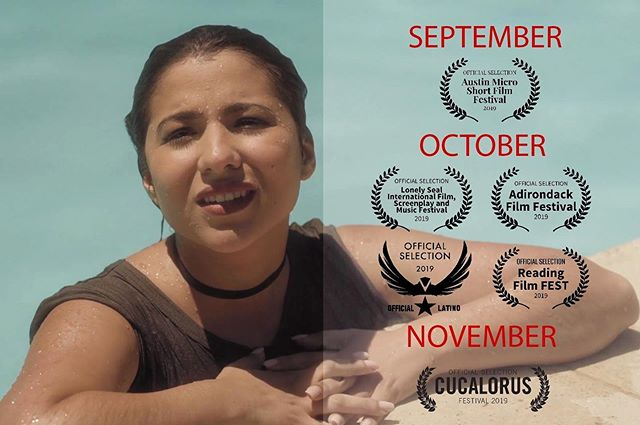 Fall Screenings: A Period Piece! We are feeling the love!  Austin Micro Shorts - Sept 15 Lonely Island FF - Oct 12 Arlington, MA Adirondack FF - OCT 17-20 (TBD) Glen Falls, NY  Reading FF -Nov 2 Reading, PA Official Latino - Oct 31-Nov 2 (TBD) Coachella, CA Cucalorus Fest - Nov 13-17 Wilmington, NC . . 💪🏽Written/directed by @sylbialin 👑👑Produced by @joanna_ke & @lowambat 🎥 Director of Photography @winejesse 💫 ⭐️ Starring @scashtro & @emilyjtrujillo . . .  #womeninfilm #womenwhowrite #womenwhoproduce #femaledirectors #makeshitwithyourfriends #vktrycreative #indiefilmmakers #writersofinstagram #filmmakerslife #super8 #latinxscreate #chicanadirector #supportindiefilm #koreandirector #woccreatives #womenofcolor #thisiswhatadirectorlookslik #femalefilmmakerfriday #hustle #womenwhohustle #menstrualhealth #femaleempowerment #womeninmedia #inclusion #inclusionmatters #diversity  #diversestories #barstow #latinaactress