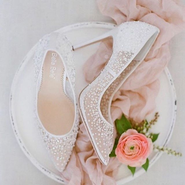😍😍😍@bellabelleshoes These Elsa shoes are so freaking gorgeous! . To all my brides out there...are you rocking heels, booties, flats, or sandals?! 🤔 So many amazing & fun options! . . . #bellabelleshoes #bridalwear #bridalshoes #weddingheels #weddingstyle #weddingfashion #pinterestwedding #weddinggoals #weddingdesign #designerweddings #tampaweddingplanner #luxuryweddingstyling #luxuryweddings #headoverheels #bridetobe2018 #weddingtips #instawedding #bridalstyle #bridetobe #misstomrs #whiteheels #weddinginspo #weddingdetails #weddingwednesday #alltheprettythings #shinebrightlikeadiamond #destinationweddingplanner