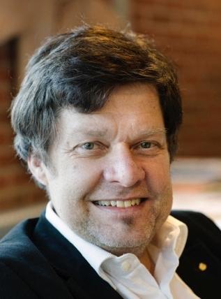 Dr. Lars Samuelson, Advisor