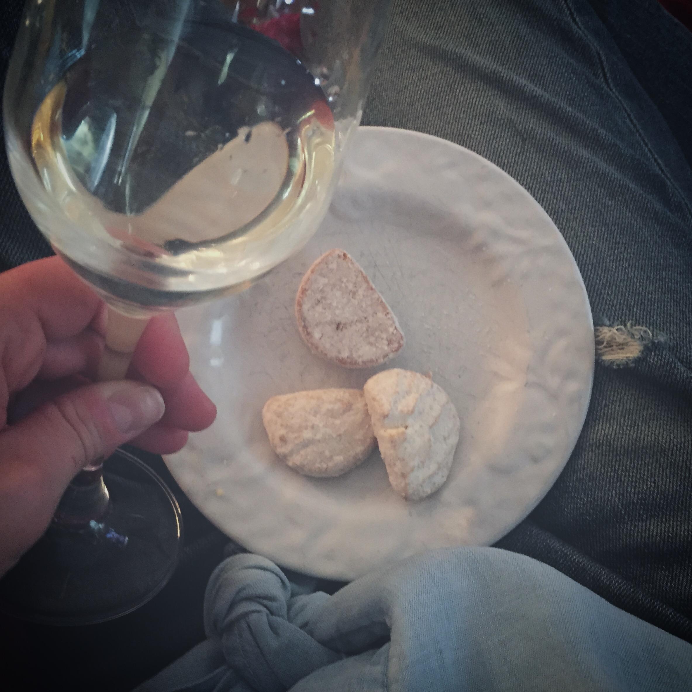 Sauvignon Blanc and Savannah Smiles.