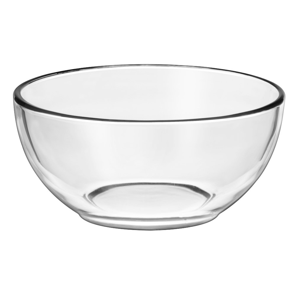 Glass or Plastic Bowl