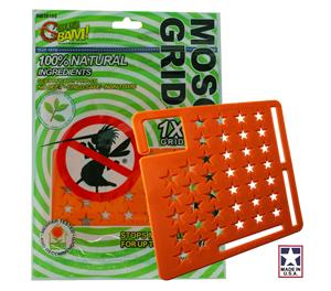 Natural Citronella Mosquito Repellant Grid