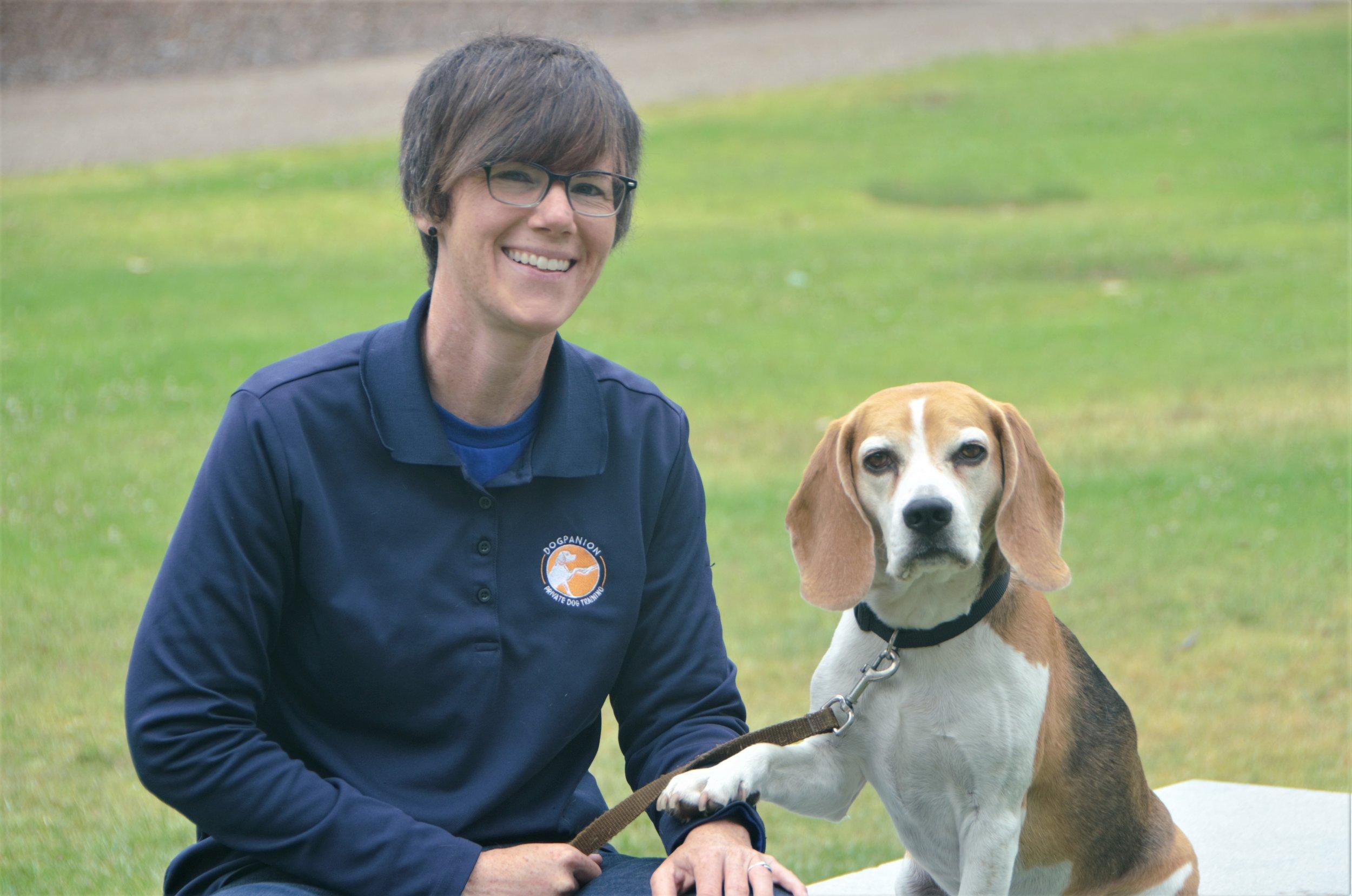 Mel Reichek - Dogpanion Dog Training