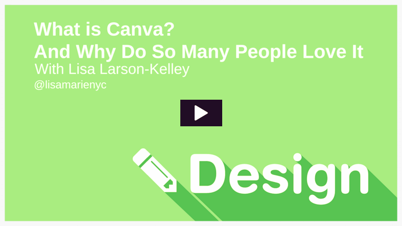 Why use Canva?