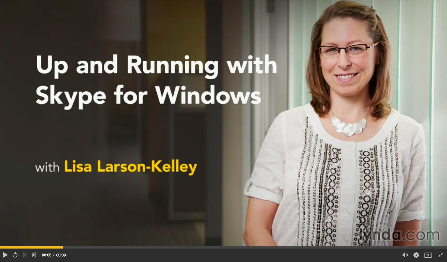 Learn Skype for Windows