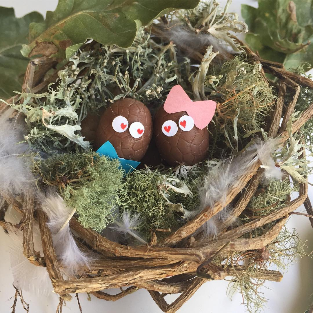 """As Eggward nestled in with Megg, he knew he was eggsactly where he should be. As for their future plans, who knows what they will hatch next? Maybe a new disguise? Or maybe something a ""little sweeter"" 😉"""