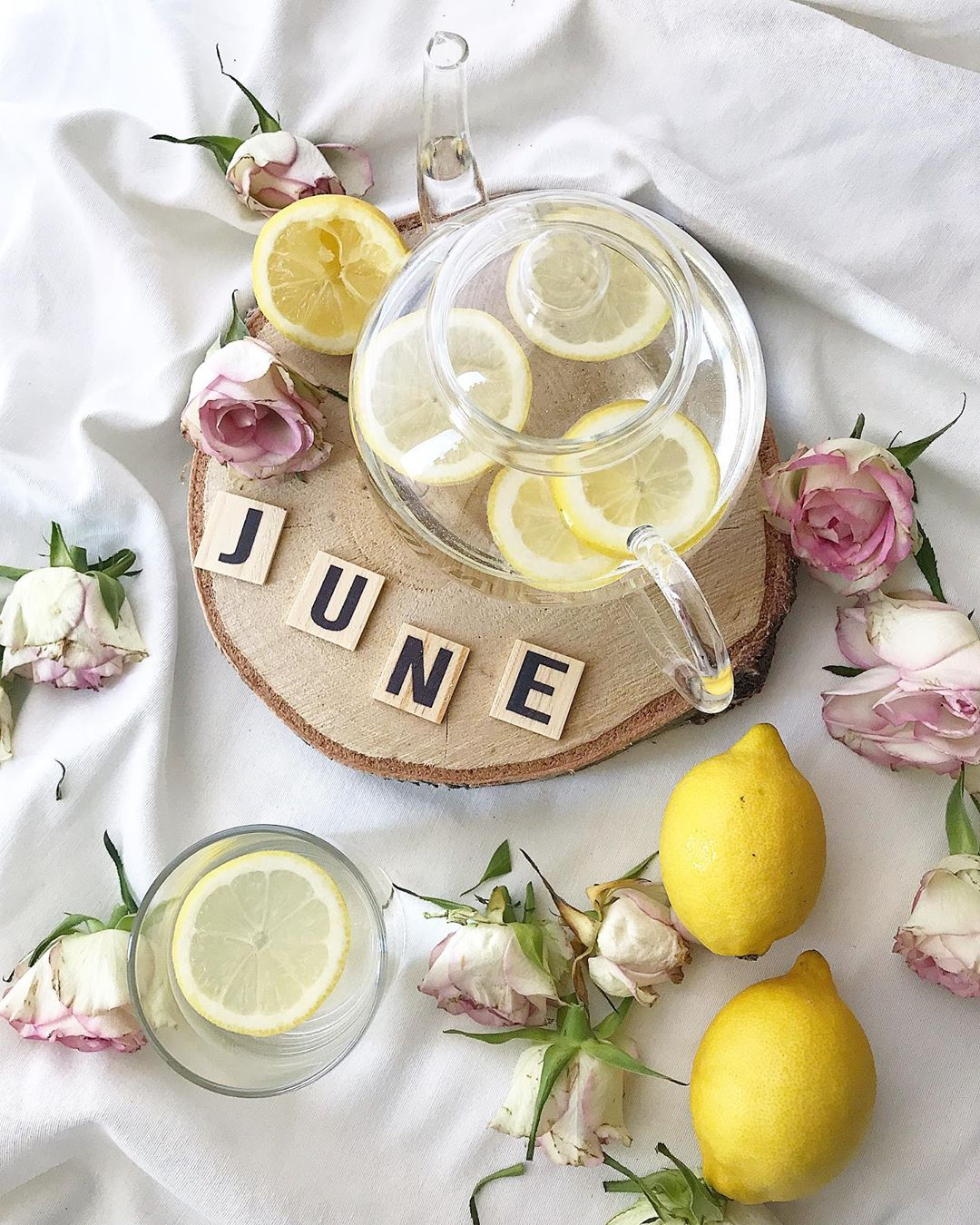 A welcoming June image. Source:  @e_sweet_little_home_
