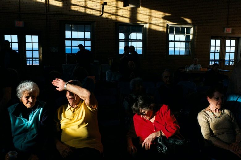 Alex Webb   . A new approach to street photography. Dance Hall, Lake Ontario, 2013