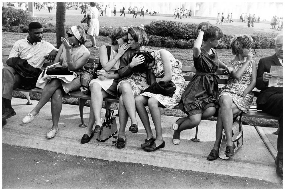 Garry Winogrand. All Things are Photographable.