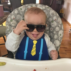 Who can handle the cuteness of the tiny sunglasses?!