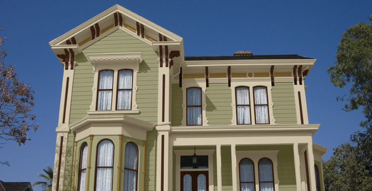 American Heritage collection by Sherwin Williams Example 2