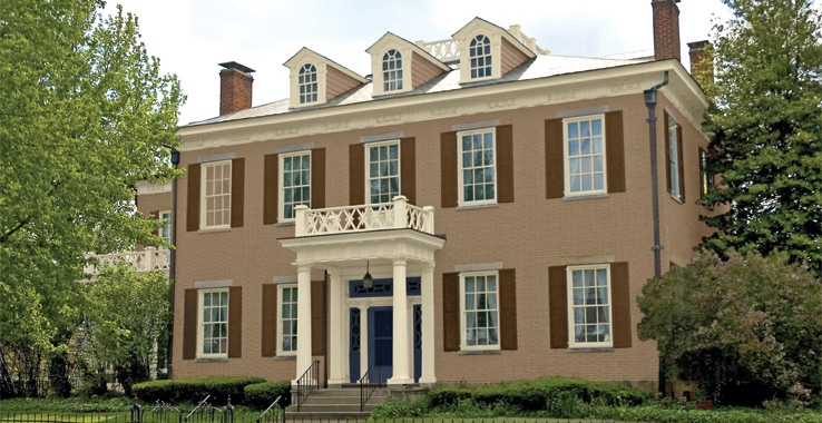 American Heritage collection by Sherwin Williams Example 3