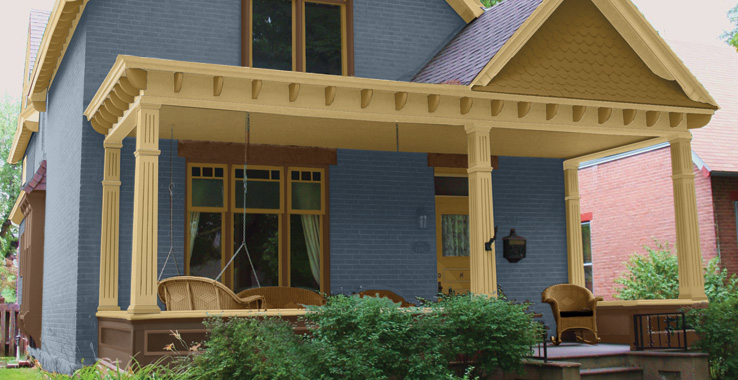 American Heritage collection by Sherwin Williams Example 4