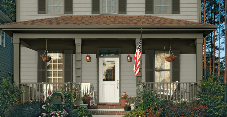 American Heritage collection by Sherwin Williams Example 5