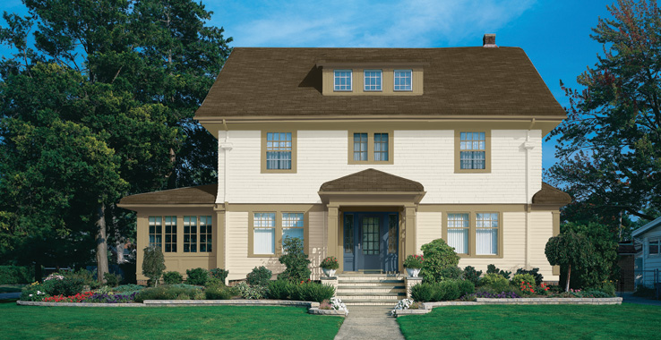 American Heritage collection by Sherwin Williams Example 6