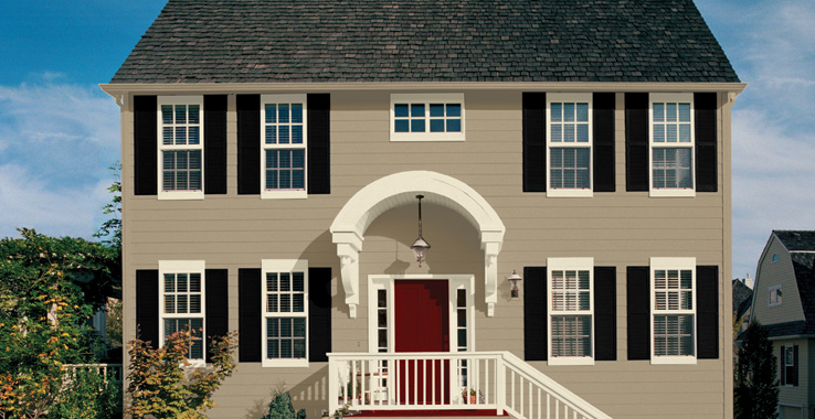 American Heritage collection by Sherwin Williams Example 8