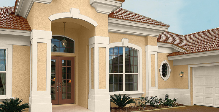 Southern Shores collection by Sherwin Williams Example 1