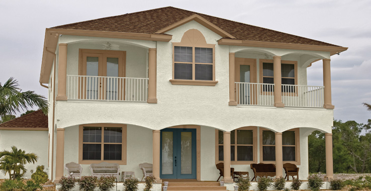 Southern Shores collection by Sherwin Williams Example 5