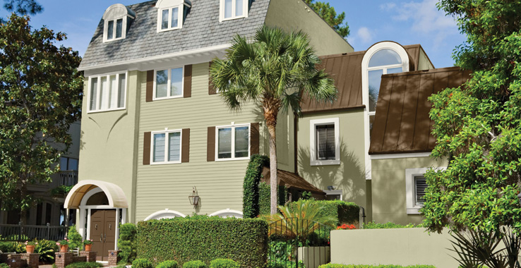 Southern Shores collection by Sherwin Williams Example 6