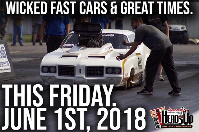 THE WICKED FAST RACING ACTION IS BACK - TOMORROW!