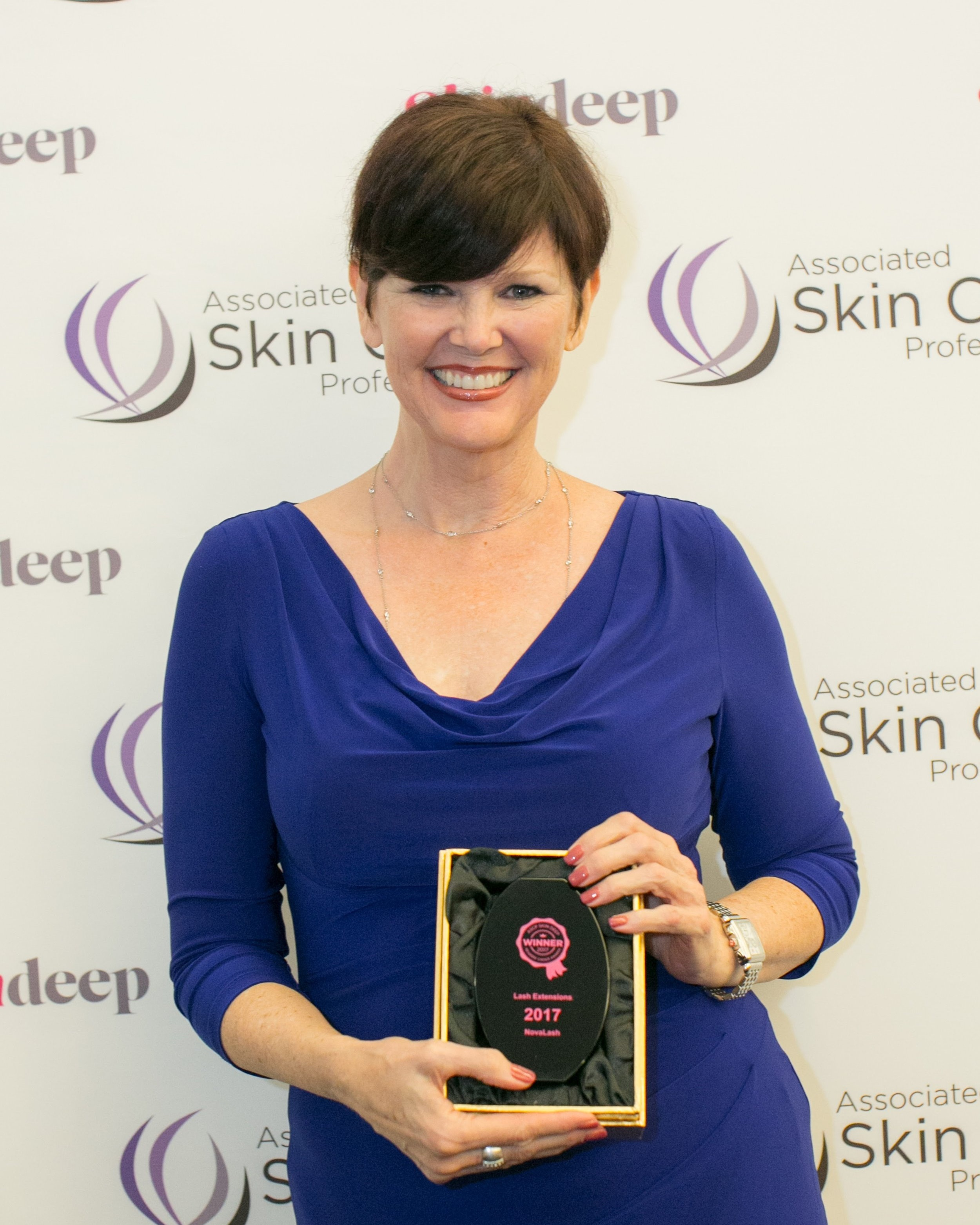 Melanie Kopeikin-Founder/General Manager of the Lash & Brow Academy