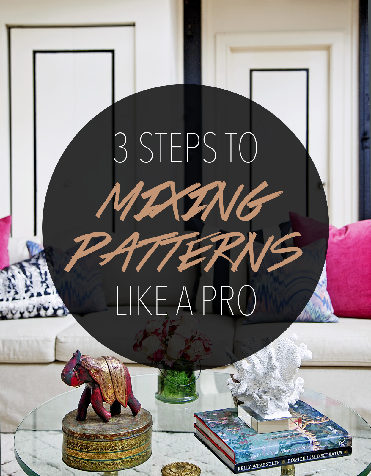 mixing patterns like a pro