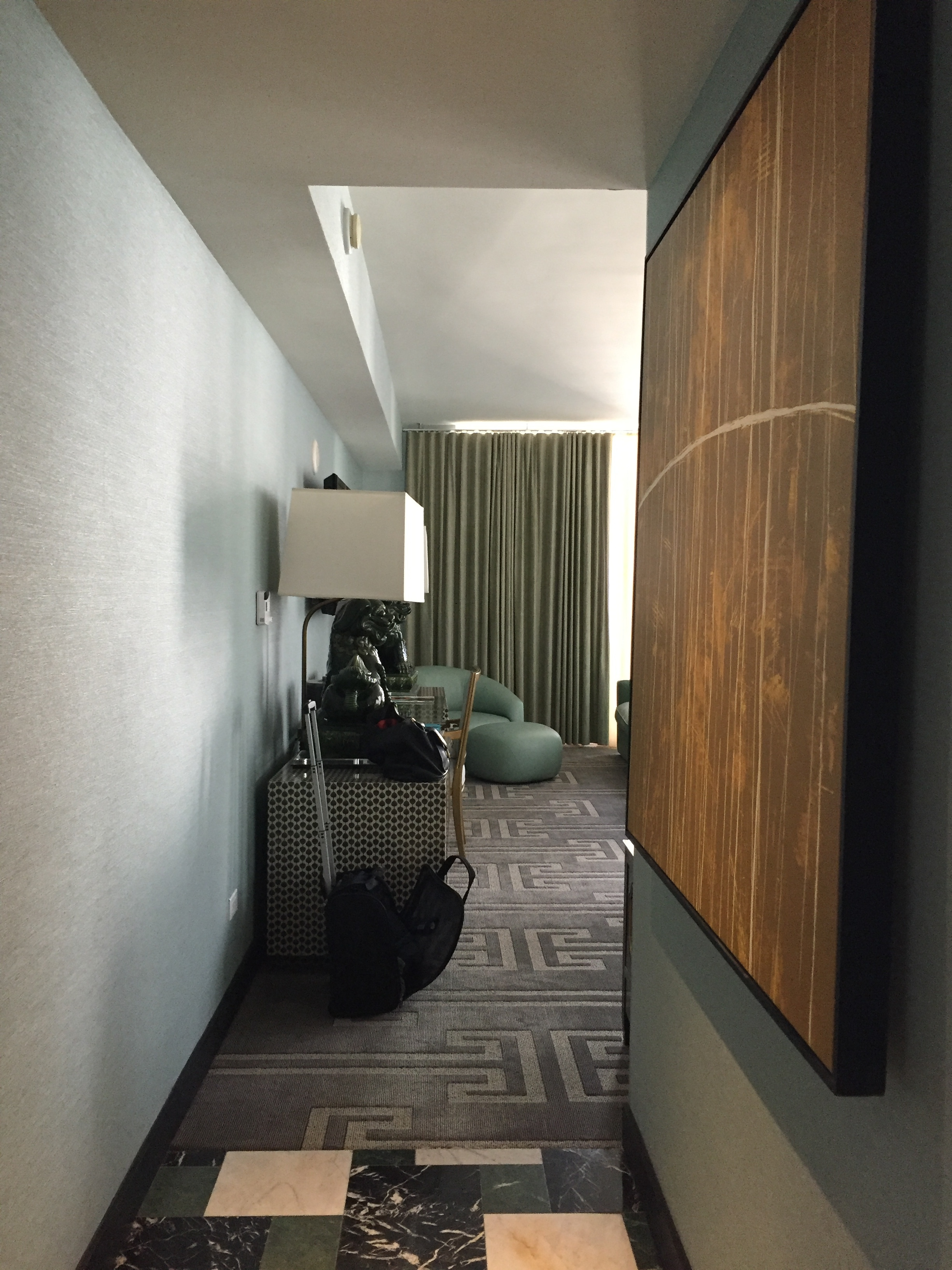 Viceroy Miami Corner Suite