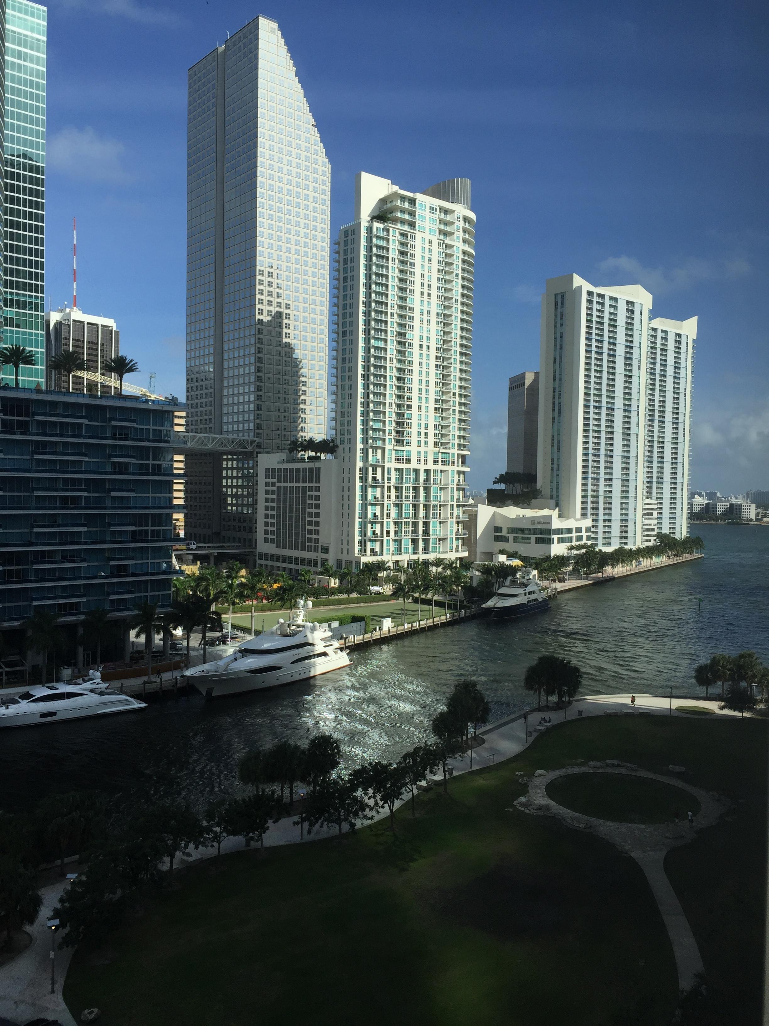 Viceroy Miami Corner Suite Views
