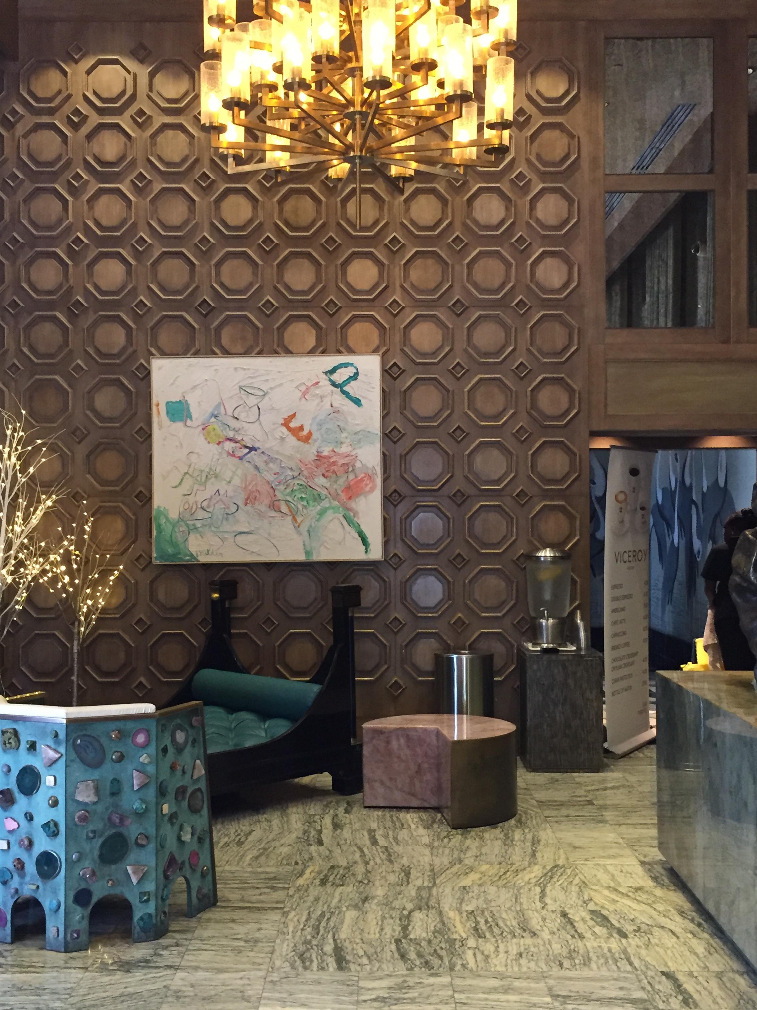 Viceroy Miami Lobby