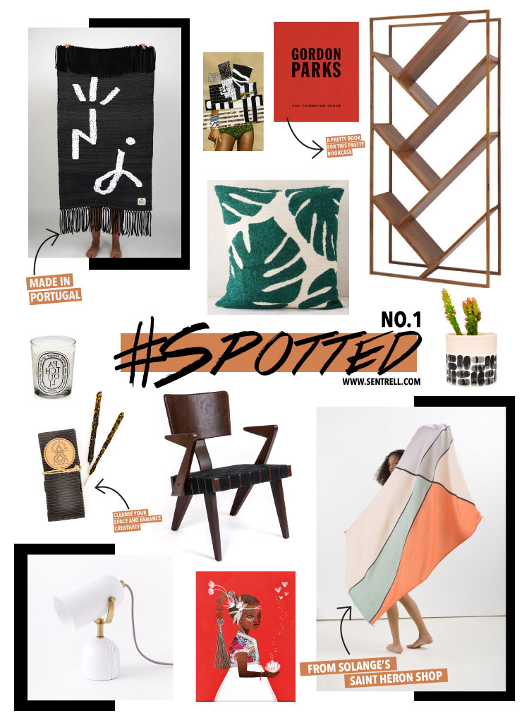#spotted home decor roundup