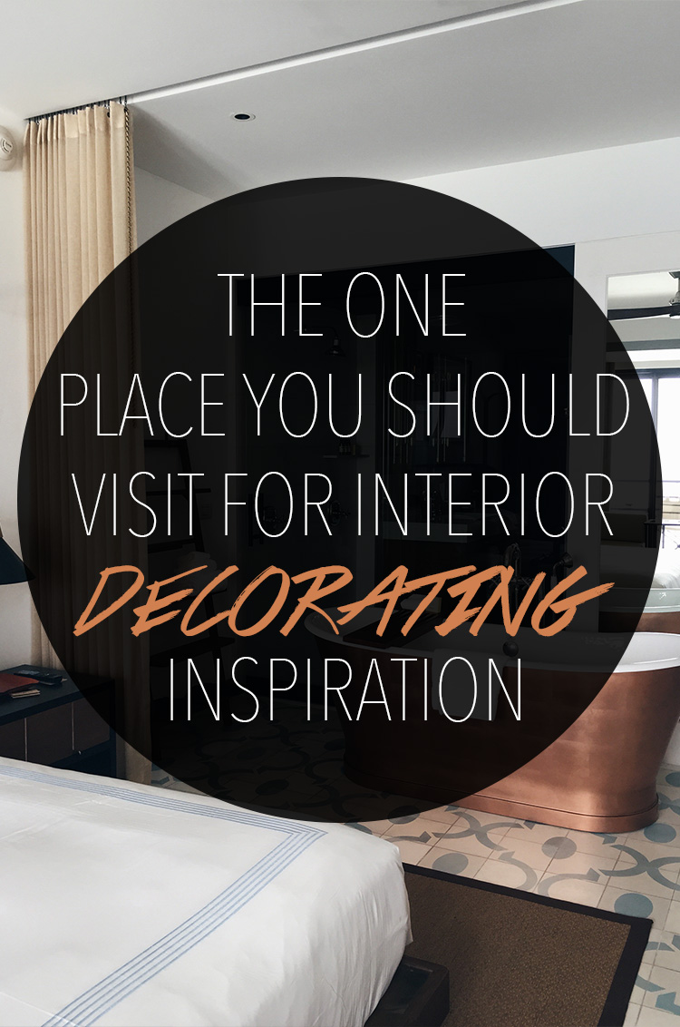 Hotels Interior Decorating Inspiration