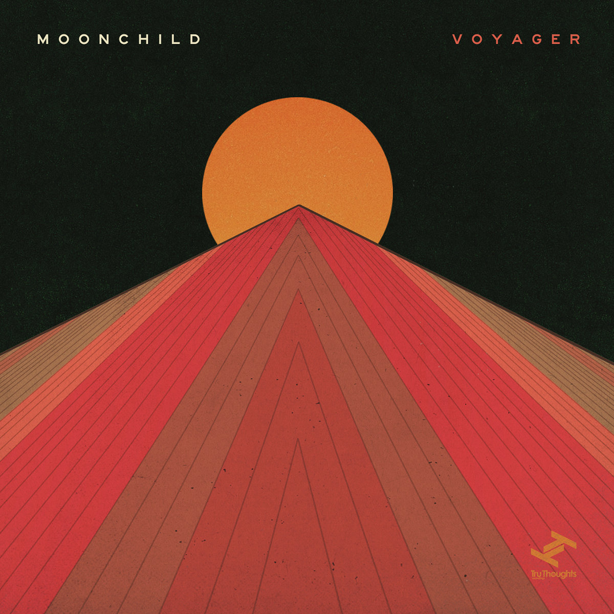 Moonchild - Voyager - I discovered Moonchild a couple weeks ago and I have not been disappointed yet. Their sound is soulful, cool, and refreshing. My favorites on Voyager are Cure, 6am, The List, and Every Part (For Linda).