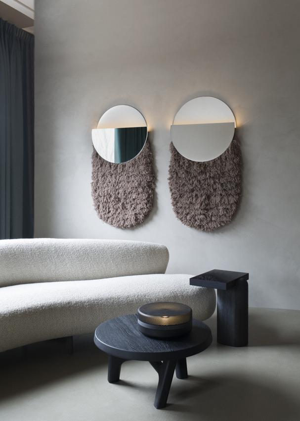 I love the mirrors. 😍