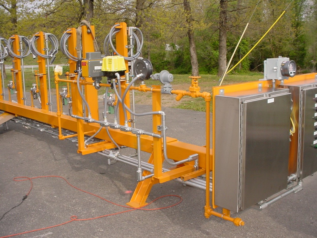 Fuel Control System - ICC