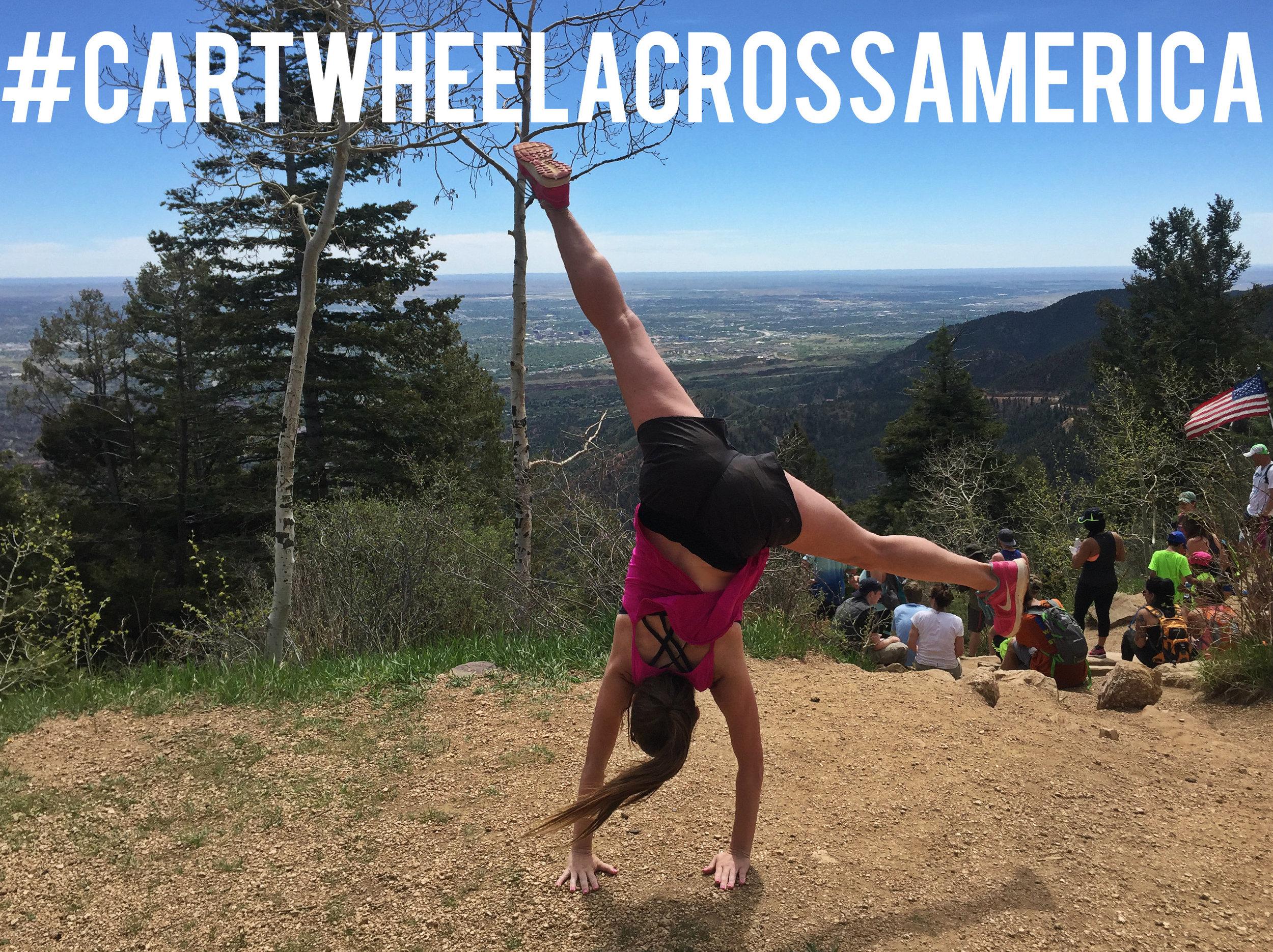 cartwheel across america
