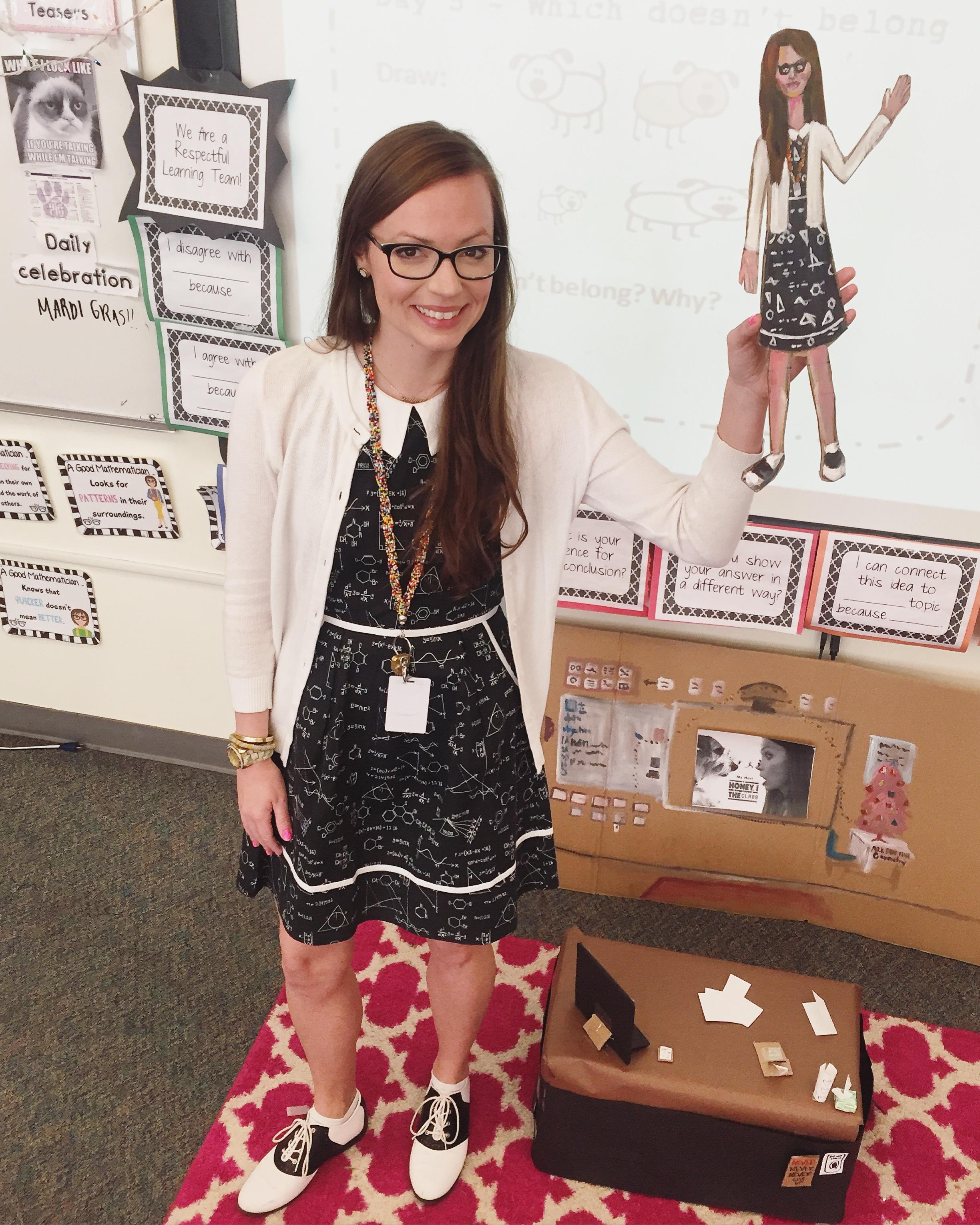 math dress