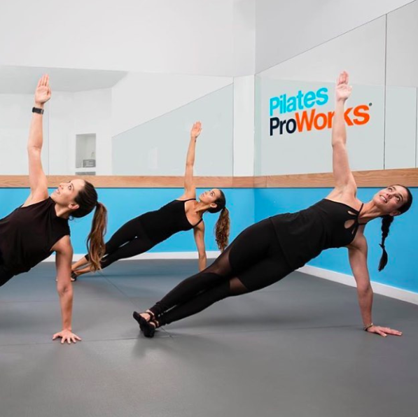 Photo Credit: Pilates ProWorks Instagram