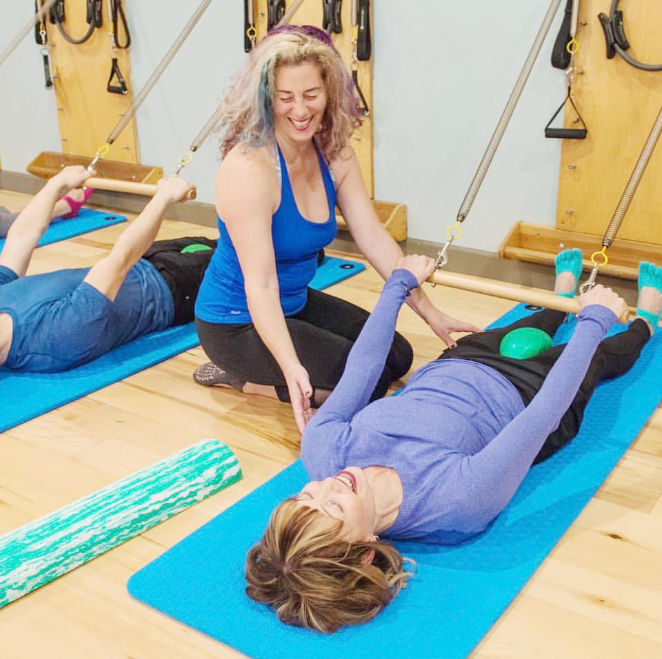 LE-Springboard-Deep Core at EHS Pilates - Pilates is serious business at EHS, and taking classes here means learning the proper techniques of each movement and enjoying a community of like-minded people passionate about Pilates. They offer teacher training for those looking to become pilates instructors, and they also offer private sessions as well as movement therapies like chiropractic work, weight loss, and Qigong. The Deep Core class is a 50-minute exploration into a deeper level of pilates, centered around core movements. This is an intense class and probably not suitable for complete beginners.Pro Tip: Socks are required for this class and if you need to cancel, be sure to do so within 12 hours of the class start time.EHS Pilates  1452 Valencia St. San Francisco   415.285.5808  EHSPilates.com